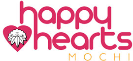 Happy Hearts Mochi